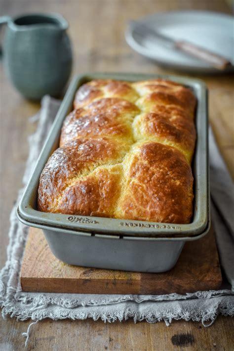 Classic French Butter Brioche (Brioche Pur Beurre ...