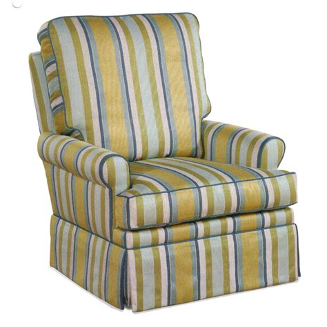 beau large upholstered swivel glider chair