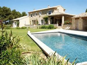 Un Mas En Provence : mas provencal avec piscine privee pour 8 pers 4a 4e ~ Farleysfitness.com Idées de Décoration
