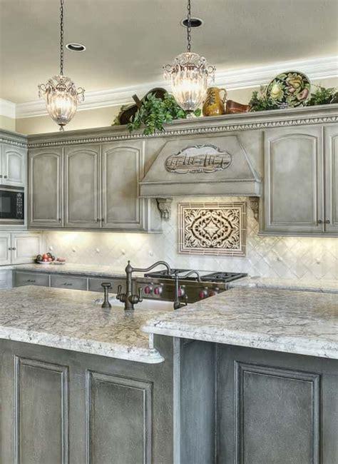 grey wash kitchen cabinets 15 gorgeous grey wash kitchen cabinets designs ideas 4097