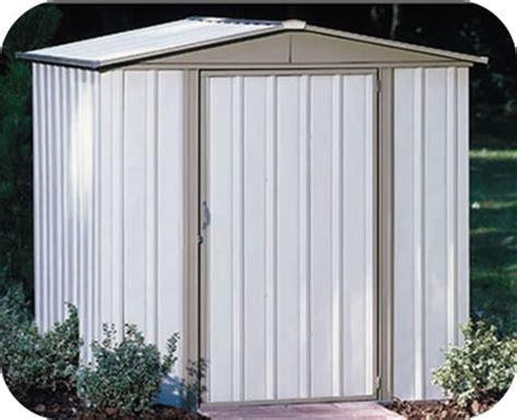 Arrow Galvanized Steel Storage Shed 10x12 by Metal Sheds Steel Storage Shed Kits