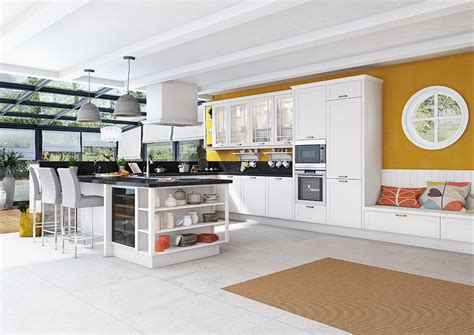 moutarde blanche en cuisine cuisine blanche pourquoi la choisir maison
