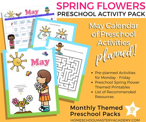 flowers books amp activities for preschoolers 478 | Flowers Woo
