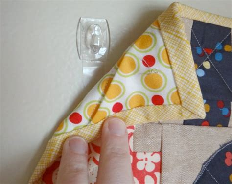 how to hang quilt on wall how to hang a mini quilt