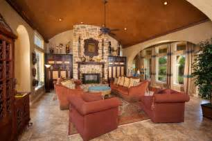 tuscan style homes interior tuscan style home by jim boles custom homes mediterranean family room other by jim boles