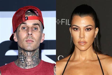 Travis Barker Gets Kourtney Kardashian's Name Tattooed
