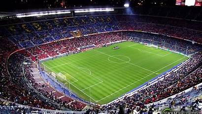 Nou Camp Barcelona Fc Wallpapers 4k Soccer
