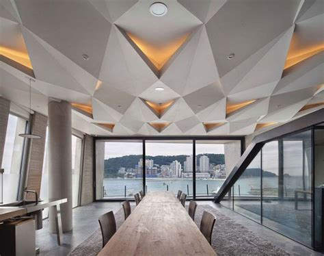 Creative Ceiling In A Room by 13 Amazing Exles Of Creative Sculptural Ceilings The