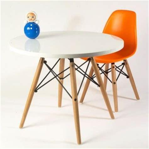 table et chaise enfants table ronde enfant blanc room tables