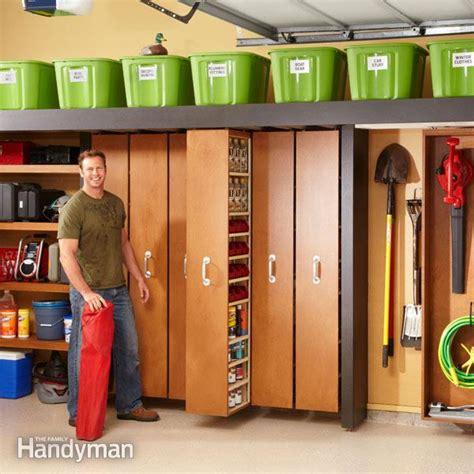 smart diy garage storage  organization ideas home