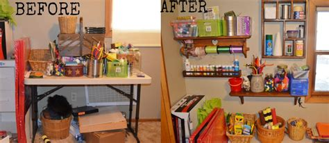 organizing your craft room on a budget vintage paint organize your crafting space capsule company