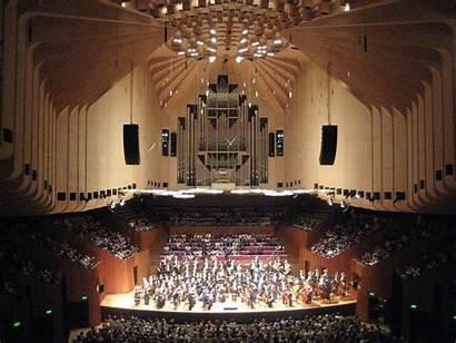 Opera Sydney Interior Inside Facts History Historical
