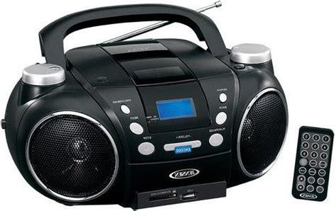 Jensen CD750 Portable AM/FM Stereo CD Player