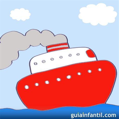 Barco Para Dibujar Facil by C 243 Mo Hacer Paso A Paso Un Dibujo De Un Barco