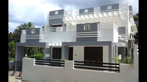 8 Cent Home Design : 6 Cents Plot And 2,300 Sq Ft Contemporary Villa For Sale