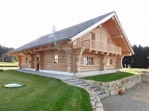 Ferienhaus Holz Bauen : blockhaus ~ Whattoseeinmadrid.com Haus und Dekorationen