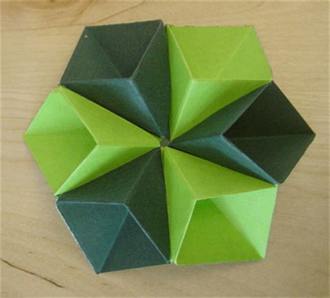 Origamipage  Mix Von Sternen