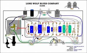 Lone Wolf Blues Company Single Ended 6l6