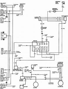 1988 Ford 3 Wire Alternator Wiring Diagram