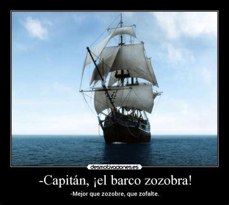 Imagenes De Barcos Graciosas by Capit 225 N 161 El Barco Zozobra Desmotivaciones