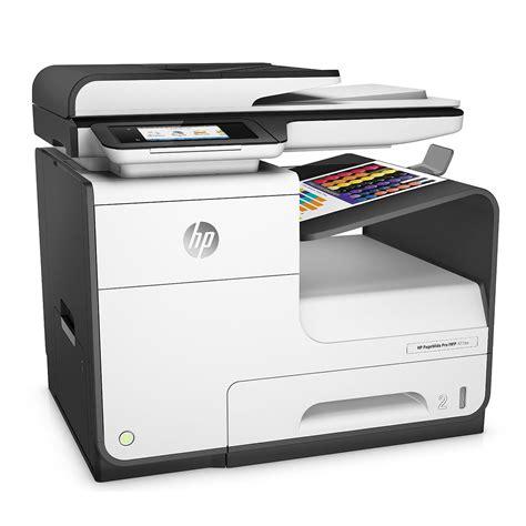 Mein vertriebsmitarbeiter von hp behauptet, er habe. Imprimante multifonction HP PageWide Pro 477dw - Cybertek.fr