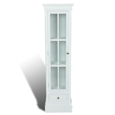white bookshelf with cabinet shabby chic white wooden bookcase storage display cabinet