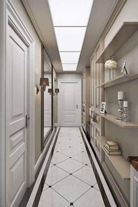foto de Arredare il corridoio stretto e lungo e le migliori idee
