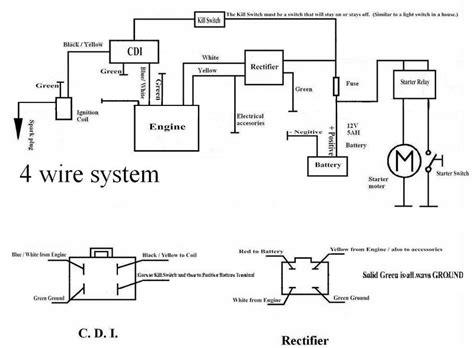 Kart Motor Stator Wiring Diagram