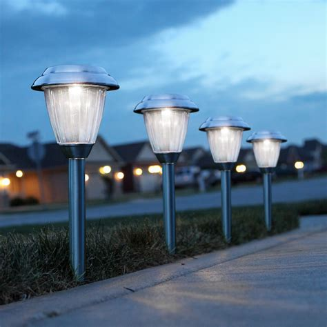 solar sconces best led solar garden lights reviews fortunerhome