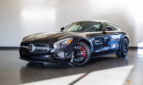 2017 Mercedes Gts Amg by 2017 Mercedes Amg Gt S Coupe Weissach