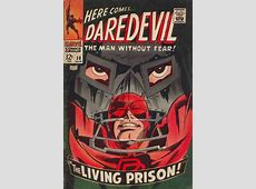 Daredevil #38 The Living Prison! Issue