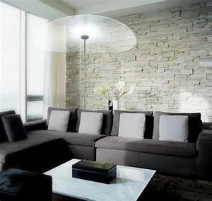 Ideen Für Wohnzimmer : ideen f r wohnzimmerw nde ~ Michelbontemps.com Haus und Dekorationen