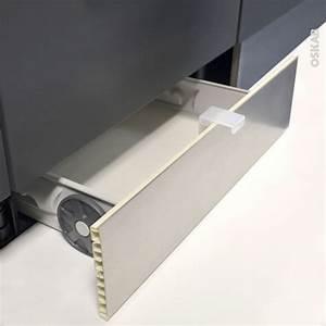 Plinthe Meuble Cuisine : tiroir sous plinthe pour meuble de cuisine l60 cm sokleo ~ Carolinahurricanesstore.com Idées de Décoration