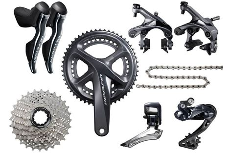 shimano ultegra r8050 di2 groupset 50 34 11 28 groupsets cycles