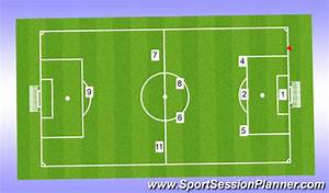 Football  Soccer  Playing Out From The Back  9v9   Tactical