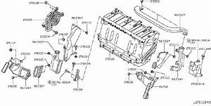 Infiniti Q50 Drive Motor Battery Pack Control Module