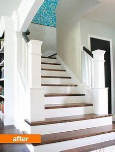 Build box newel post as a sleeve over existing newel post