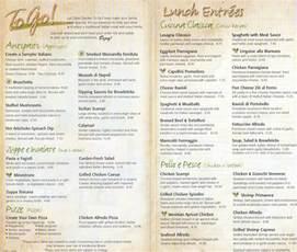 menu design study 3 m guest