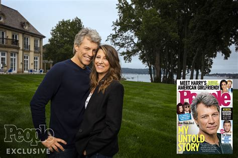 Jon Bon Jovi Inside His Surreal Life After Three Decades