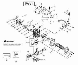 Partner 371  952801913  Chainsaw Engine Spare Parts Diagram