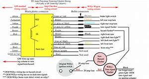 Jeep Cj7 Steering Column Wiring Diagram