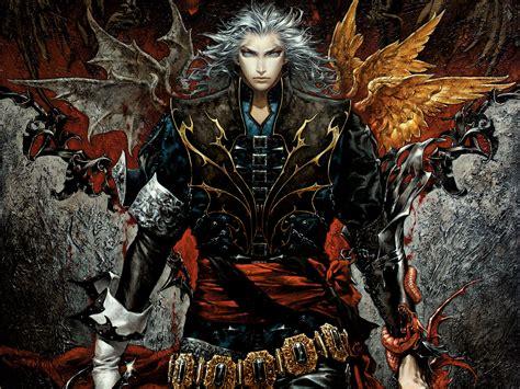 Castlevania Curse Of Darkness Wallpapers Castlevania