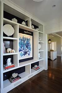 built in wall shelves Built In Living Room Display Cabinets Design Ideas