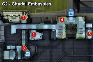 Citadel Maps