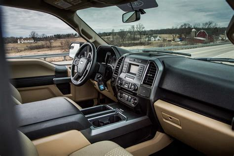 2015 ford f 150 interior 2015 ford f 150 review el lobo lowrider