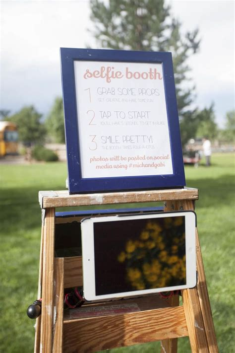 best 25 diy photo booth ideas on diy wedding