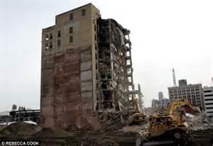 Motown Building Detroit