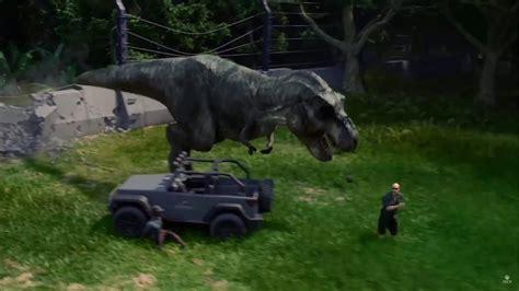 Jurassic World Evolution Jwe Update 119 17 Patch