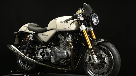 Norton Commando 961 Backgrounds by Commando 961 Cafe Racer Mk Ii One Seating Bike Hd Wallpapers