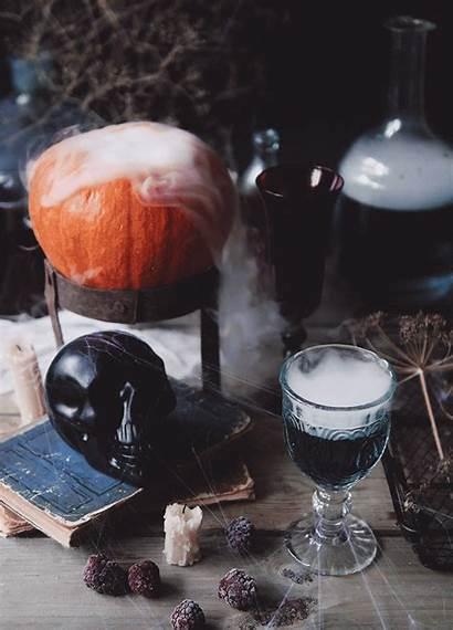 Cocktails Cinemagraphs Halloween Decouvrir Ghosts Kitchen